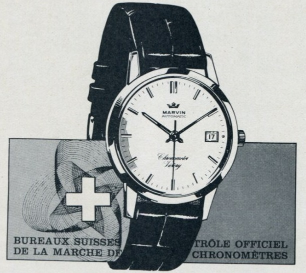 Marvin Chronometer Victory